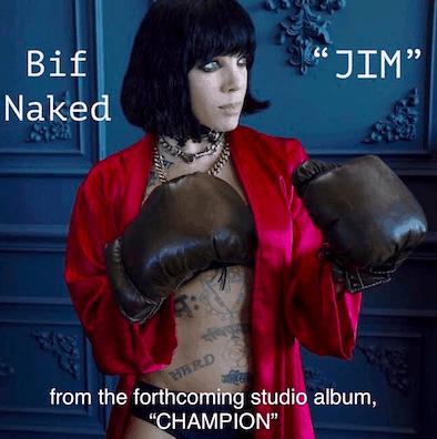 Bif Naked | Canada's Queen of Punk