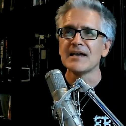 Martin Popoff Author Rush